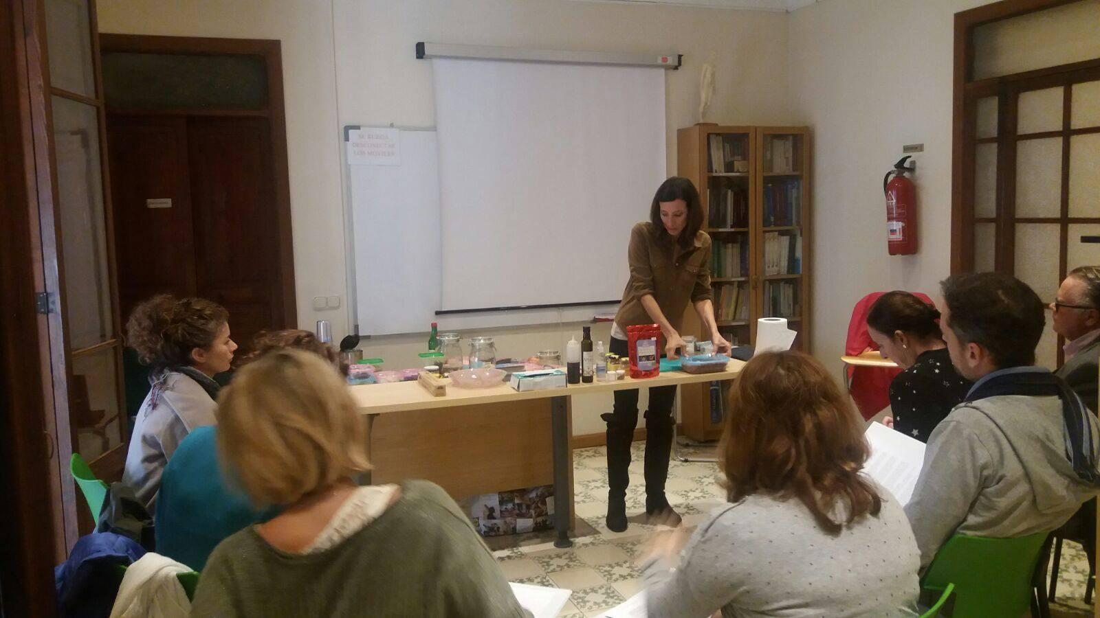 Curso de cocina consciente en la escuela de cocina sana for Escuela de cocina mallorca