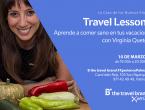 Virginia, quetglas, viajes barceló, salud y bienestar, Ciclo Turismo y BienestarFB_comer sano-virgina quetglas